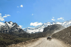 Cajn del Maipo - Valles las Arenas (1) (lxrdrg) Tags: climbing montaa escalada cajondelmaipo escaladadeportiva vallelasarenas pareddejabba pareddejabbah