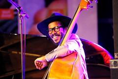 Joe Sanders 7467-4_8863 (Co Broerse) Tags: music composedmusic contemporarymusic jazz jazzfest jazzfestamsterdam amsterdam 2016 studiok cobroerse shaimaestrotrio joesanders doublebass