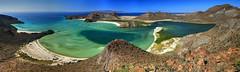 Balandra Bay (hapulcu) Tags: bajacalifornia playabalandra seaofcortez bcs baja mexico mexique beach desert panorama plage playa strand