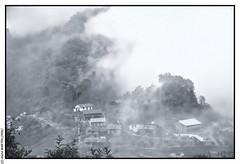 Panchase Bhanjyang (2100m) (L'Abominable Homme de Rires) Tags: annapurna npal trek atalante montagne landscape montain panchase mardihimal