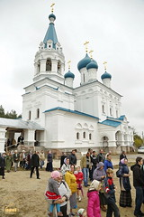 62. The Laying of the Foundation Stone of the Church of Saints Cyril and Methodius / Закладка храма святых Мефодия и Кирилла 09.10.2016