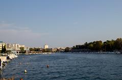 Vue sur la ville depuis le City Bridge (ichael C.) Tags: vacances holidays croatia croatie zadar city ville tourisme visite sight vue sur la depuis le bridge mer sea adriatic