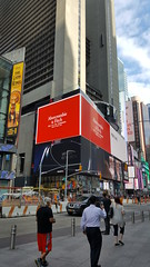 2016-10-19 - Times Square - Marriott Marquis and Swatch Store (zigwaffle) Tags: 2016 nyc newyorkcity manhattan timessquare rockefellercenter saintpatrickscathedral fifthavenue wretchedexcess centralpark