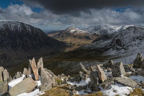 'Perfedd Valley View' - Snowdonia