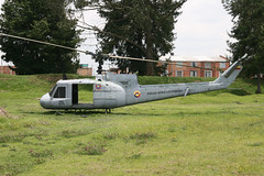 FAC4415 Madrid 17/03/14 (Andy Vass Aviation) Tags: madrid colombianairforce helicopter uh1 fac4415