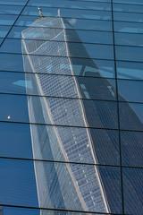 Freedom Tower (gutan700) Tags: freedom tower ground zero ny nyc city new york usa mirror nikon travel travelphotography nikontravel nikkor d8003
