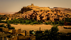 At-Ben-Haddou, Morocco (soundmoods) Tags: film set morocco atlas aitbenhaddou city ancient berber clay orange village movie