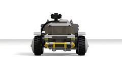 Star Citizen Ursa Rover front (turbokiwi) Tags: lego starcitizen ursa rover vehicle truck buggy transport
