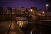 Under the bridge (farflungistan) Tags: canon7d fall2016 longexposure amsterdam holland leliegracht nederland netherlands prinsengracht