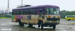 Mumbai ➡ Alibaug (kumark9702) Tags: msrtc st
