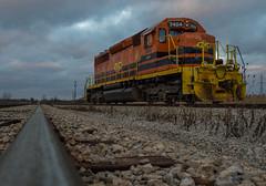 RLHH 3404 Garnet Ontario (Joseph Bishop) Tags: rlhh 3404 emd sd402 garnet sor southernontariorailway t trains train track tracks railfan railroad railway rail rails rlk