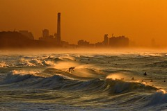 Surfers in the rough sea - Tel-Aviv beach (Lior. L) Tags: surfersintheroughseatelavivbeach surfersintheroughsea telaviv beach telavivbeach surfing surf surfers sea seascapes sky skyline sunset waves roughsea seastorm israel extreamsport sport