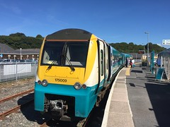 Photo of Class 175 Coradia train at Milford Haven