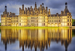 CHAMBORD (CLAUDE ROUGERIE) Tags: chambord chateau reflets loire touraine sunset beach water sky flower red nature blue night tree green flowers light sun clouds park landscape sea city trees lake river news garden