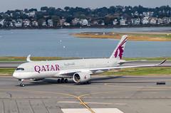 IMGP8785_A7-ALC_BOS (ClydeSights) Tags: qatarairways kbos a359 airbus a350941 cn9 359 a7alc airbusa350900 bostonlogan bos oneworld