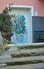 Valloria (094) (Pier Romano) Tags: valloria porte porta dipinta dipinte door doors painted imperia liguria italia italy nikon d5100 paese town dolcedo artisti pittori