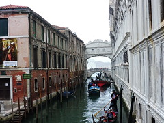 Bridge of Sighs (Ponte dei Sospiri), Venice