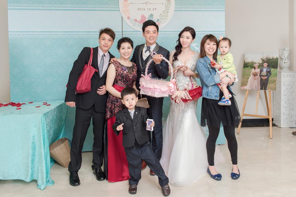 台南婚攝 婚禮紀錄 情定婚宴城堡 C & M 182