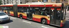 Solaris Urbino 18 #8866 (Ikarus1007) Tags: mza warszawa solaris urbino 18 8866
