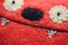 Ugly Stitch (ShellyS) Tags: uglydolls clipons macromondays stitch explored