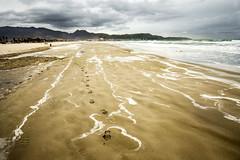 Playa en invierno (Inmacor) Tags: beach playa inmacor puntodefuga invierno winter arena sand mar sea nubes landscape benicasim espaa paisaje soledad solitudine ltytr1