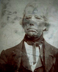 Unknown Man (~ Lone Wadi Archives ~) Tags: ambrotype portrait mysterious unknown retro 1850s 19thcentury victorian weird strange odd peculiar bizarre