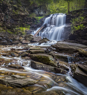 Ricketts Glen - Spring Time