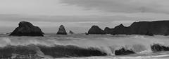 Going coastal (Gunn Shots (Mark Gunn)) Tags: pacific pacificocean russianriver jenner ocean stormyseas