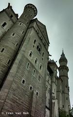 Neuschwanstein (Ivan van Nek) Tags: neuschwanstein hohenschwangau bavaria bayern castle chteau kasteel sprookjeskasteel motorolaxt1068 motog2ndgen