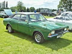 386 Ford Cortina Mk.III 2000XL (1972) (robertknight16) Tags: ford british 1970s cortina taunus copp luton cji3688
