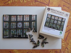 Jigsaw (JuliaC2006) Tags: jigsaw puzzle stainedglass window