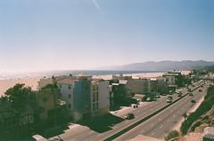 Santa Monica Beach, CA (aubreyfantastic) Tags: 35mm film outdoors outside nikon santa monica beach los angeles california cali ca