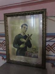 Saintly portrait, Templo del Oratorio de San Felipe Neri, San Miguel de Allende, Mexico (Paul McClure DC) Tags: sanmigueldeallende mexico bajo guanajuato nov2016 church historic