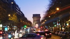 Paris Dcembre 2016 - 23 Avenue de Wagram (paspog) Tags: paris france dcembre december dezember 2016 avenuedewagram arcdetriomphe