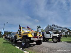 Kelab 4x4 Ekspedisi Ekstrem Tawau visit to UUM (sam4605) Tags: tawau uum uum4x4sintok sabah anjungtamu uumisthebest 4x4 malaysiathailand expedition dms dewanmas mas muadzamshah hall jeep renegade
