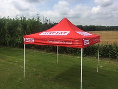 Promotie Tent - Just Eat