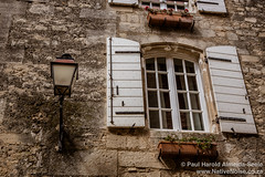 Window Shutters in St Remy de Provence, France