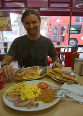 Angielskie śniadanie | English breakfast