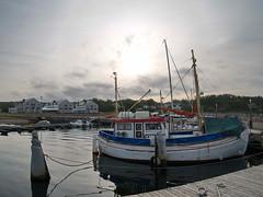 Sttvig harbour (Linepusle) Tags: boat fishing larkollen fiskeskyte sttvig ellya