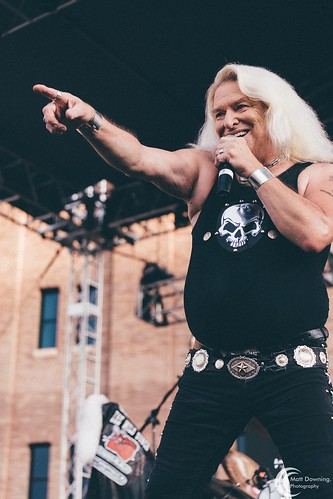 Black Oak Arkansas - August 7, 2015 - Hard Rock Hotel & Casino SIoux CIty