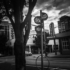 Street Signs (TMimages PDX) Tags: street city urban portland geotagged photography photo image streetphotography explore photograph marker signpost fineartphotography flickrexplore explored iphoneography
