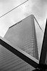 HSBC, Canary Wharf (MCorrigan1983) Tags: bw london film 50mm nikon kodak tmax f14 400 wharf canary nikkor tmax400 hsbc ais nikonf80 fe2 2015 400tmx
