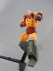 Revoltech Hot Rod (frogDNA) Tags: transformers figure hotrod custom kaiyodo revoltech cartoonstyle frogdna