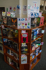 What's Your Sign (Lester Public Library) Tags: book library libraries books bookdisplays publiclibrary publiclibraries libslibs librariesandlibrarians bookdisplay 365libs lesterpubliclibrary readdiscoverconnectenrich wisconsinlibraries lesterpubliclibrarytworiverswisconsin epicreadscom