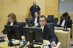 Ntaganda trial opens at International Criminal Court (ICC-CPI) Tags: boscontaganda dmytrosuprun sarahpellet