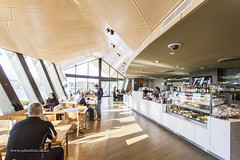 Museum Caf, Canberra (Adam Dimech) Tags: building caf architecture interior australia canberra act nma australiancapitalterritory nationalmuseumofaustralia