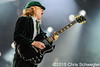 AC/DC @ Rock Or Bust World Tour, Ford Field, Detroit, MI - 09-08-15