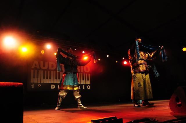 Grupo Artístico da Mongólia Interior