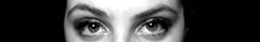 Il faut savoir s'écouter, sans trop s'écouter. (J.D.8.) Tags: portrait eyes femme nb yeux
