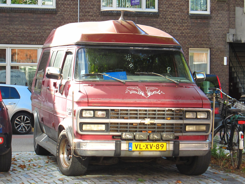 All Chevy 89 chevy van : The World's Best Photos of chevrolet and globemaster - Flickr Hive ...